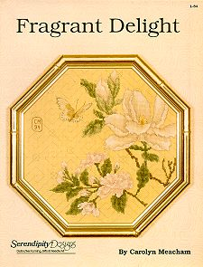 Fragrant Delight Stitchery kit